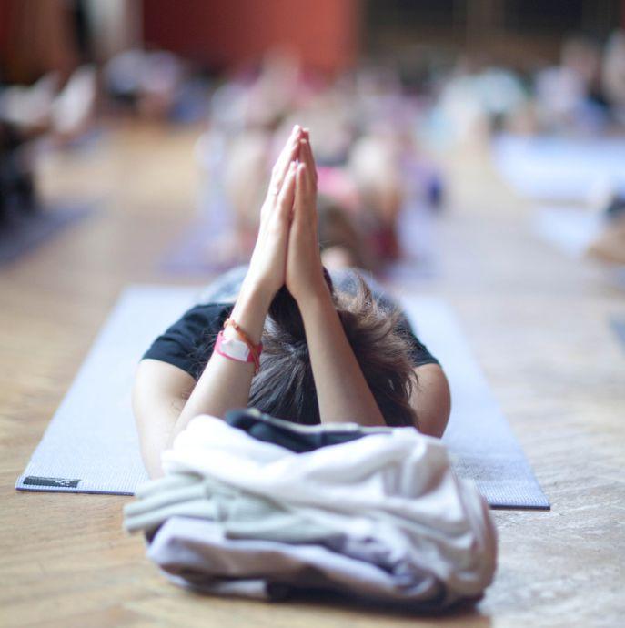 Deutschlands beliebteste Yoga-Zeitschrift