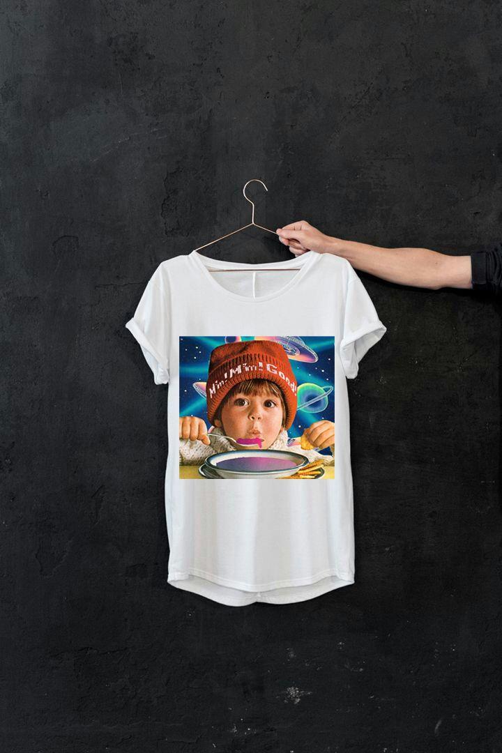 Camiseta sopa galáxica