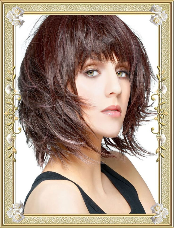 23 medium hairstyles with bangs 2017 bangs with