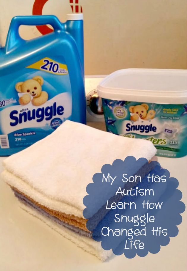 My son has autism. Learn how Snuggle changed my son's life & gives us lots of #SnuggleUpMoments #ad
