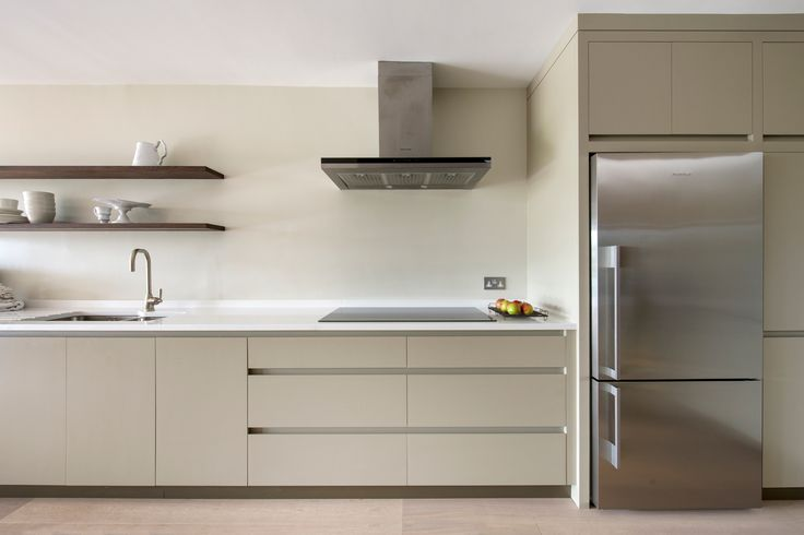 Alistair Fleming - beautiful, top quality kitchens (better than Plain english apparently)
