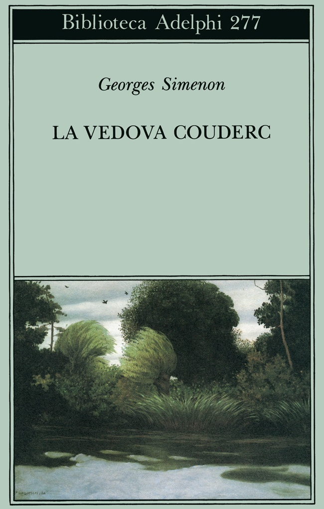 Georges Simenon - La vedova Couderc