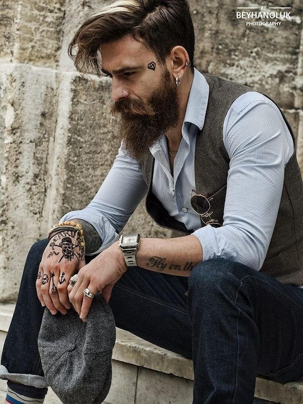 Hipster Haircut For Men 2015