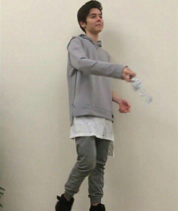Tb to the water bottle flip hahaha
