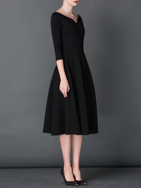 25  best ideas about Formal midi dress on Pinterest   Dress ...