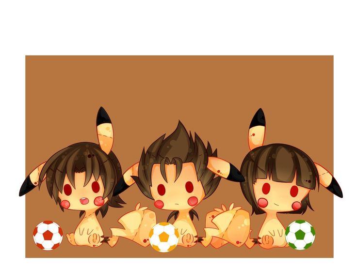 Pokemon x Ginga e Kickoff!!