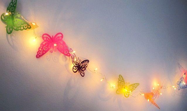 iluminadas: Siguen que te siguen las mariposas multicolores ♥