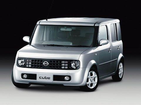 Отзывы о Nissan Cube (Ниссан Куб)