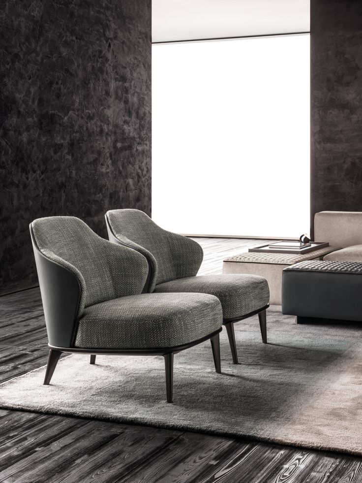 Smink Incorporated | Products | Armchairs | Minotti | Leslie