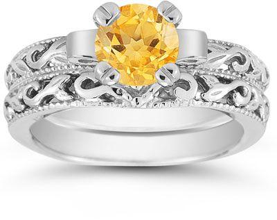38 best Citrine Jewelry images on Pinterest