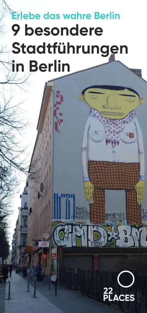 9 besondere Stadtführungen in Berlin: So erlebst du das wahre Berlin!