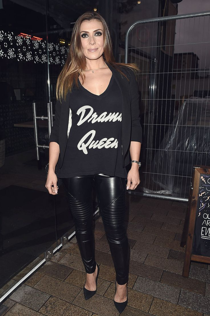 Stupendous 17 Best Ideas About Kym Marsh On Pinterest Black Leather Dresses Hairstyles For Men Maxibearus