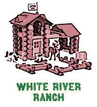 Lincoln Logs White River Ranch