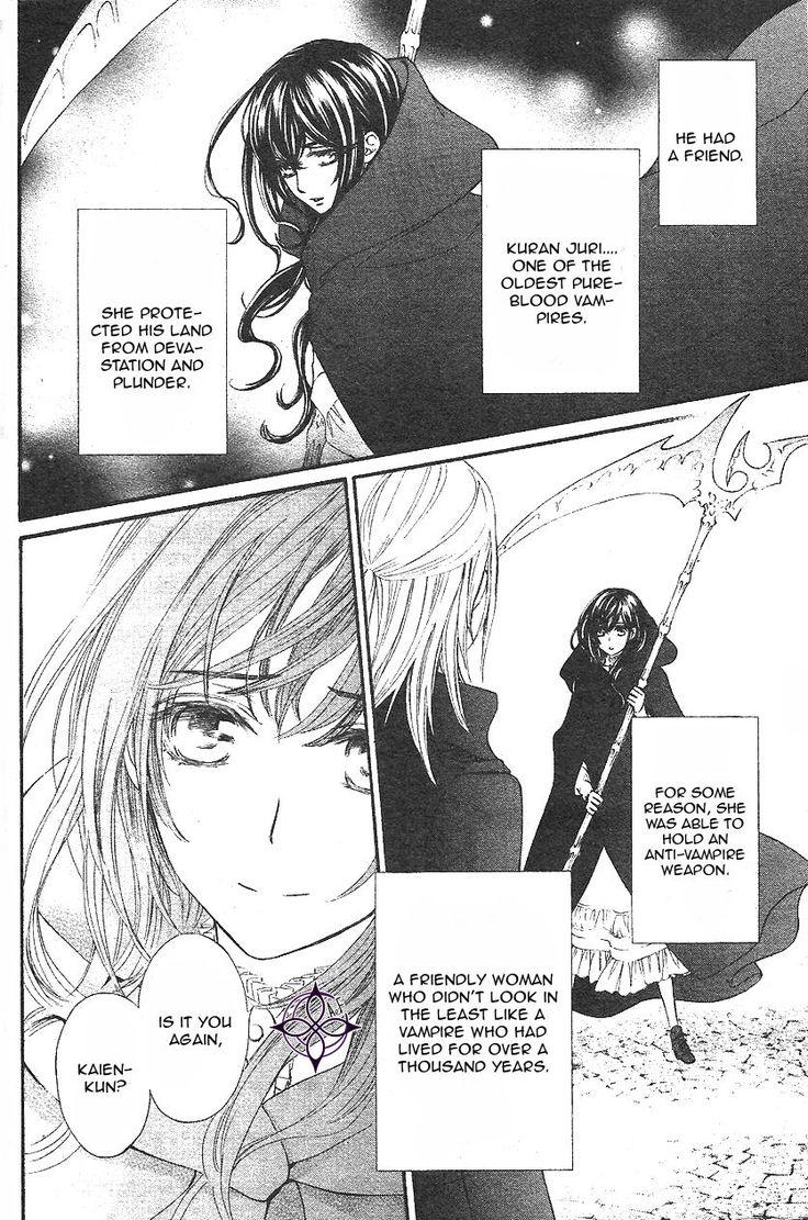 Vampire Knight Memories 11