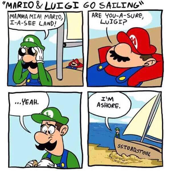 #Mario
