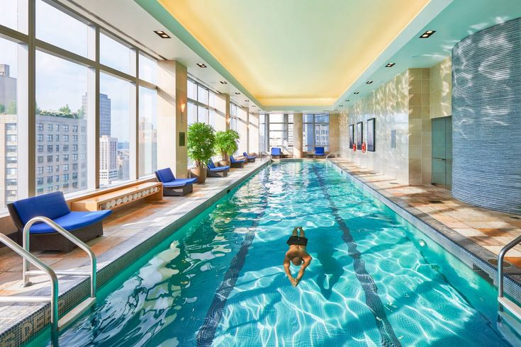10 Best Nyc Hotels With Swimming Pools Images On Pinterest Hotel Swimming Pool York Hotels