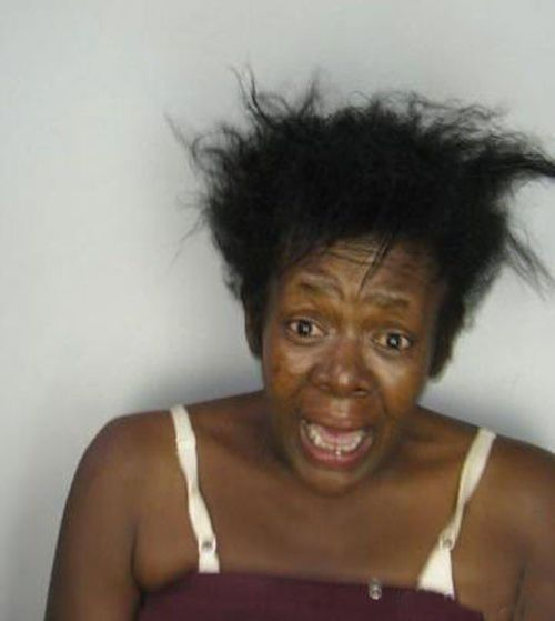 Black Woman Bad Hair Day: 553 Best Images About REALLY Bad Hair Day On Pinterest
