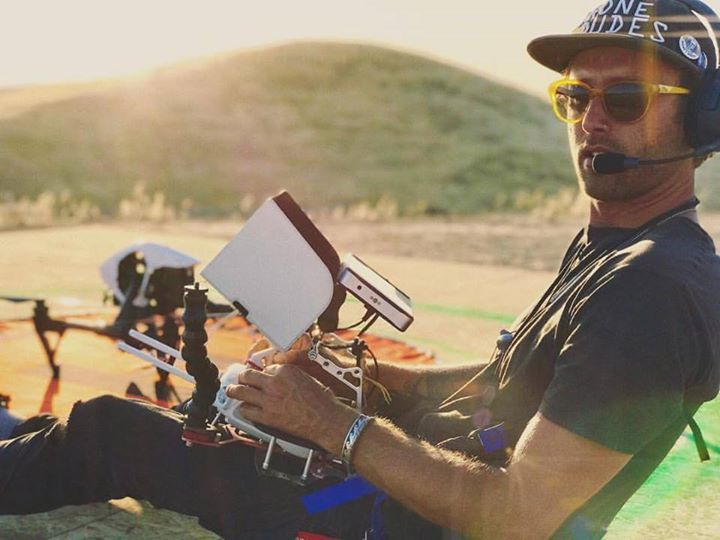 Not a bad gig out here flying with the OG @precisionpilot  . Photo by @agarrett123 . #dronedudes #pilotlife #onlocation #goldenhour #socal #bts #dronegear #inspire1 #dji #quadcopter #drone #fpv #cameradept #tvshow #capture #fly #smallhd #spinitup . WWW.DRONEDUDES.COM Visit our Site: https://www.areagoods.com