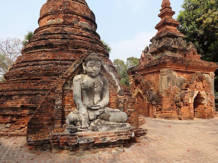 Yadana Hsemee Pagoda Inwa, Burma
