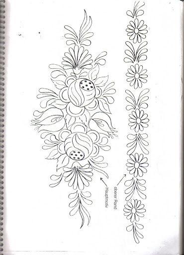 Riscos - Bauernmalerei - Vanessa Patricio - Álbuns da web do Picasa