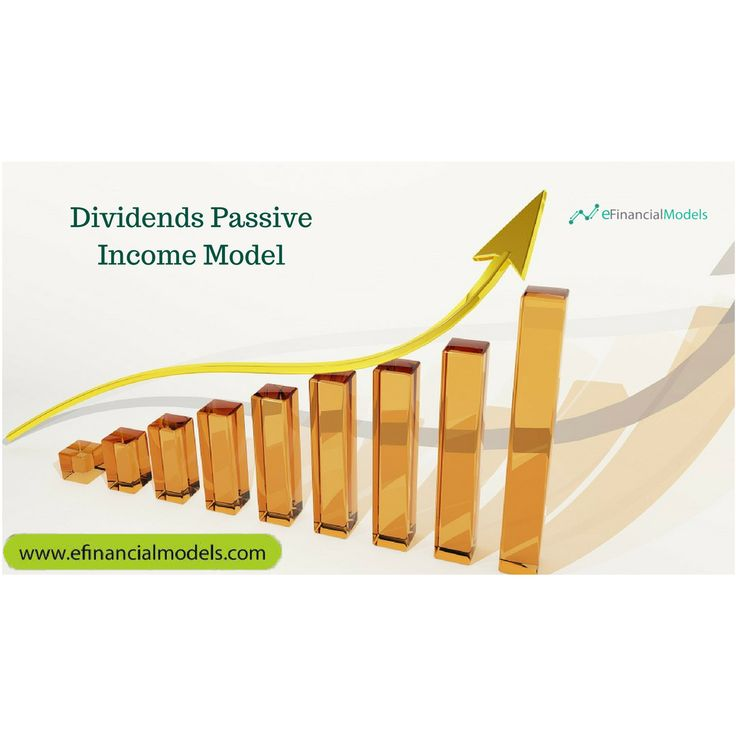 In this financial model you can estimate the average annual savings rate and determine how much of the savings will be invested in dividend stocks to calculate the number of years required to obtain a certain wealth amount or passive dividend income. #eFinancialModels #passive #income #dividends #stock Go to our website for more information