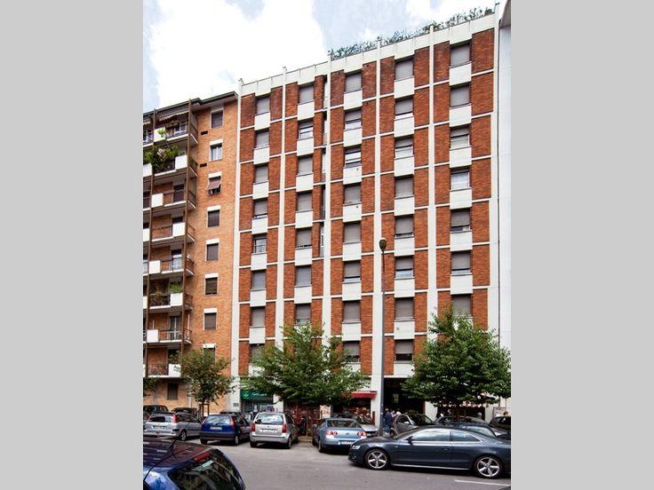 Condominio in piazza Perego 7 - Vittoriano Viganò - itineraries - Ordine degli architetti, P.P.C della provincia di Milano