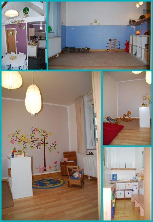 Unsere Räumlichkeiten - Pflegenest Baumhaus Oberhausen
