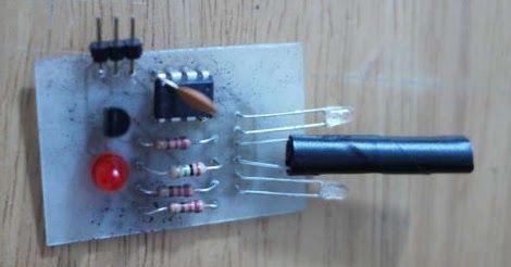 Muitas vezes precisamos de certos sensores para a montagem de nossos projetos de mecatrônica, como pequenos robôs, automações, etc. Tais sen...