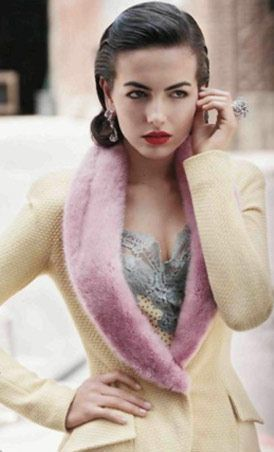 .: Dolls Houses, Vintage Glamour, Mary Claire, Art Glamour, Glamorous Makeup, Timeless Style, Camilla Belle, Blazers, Photo