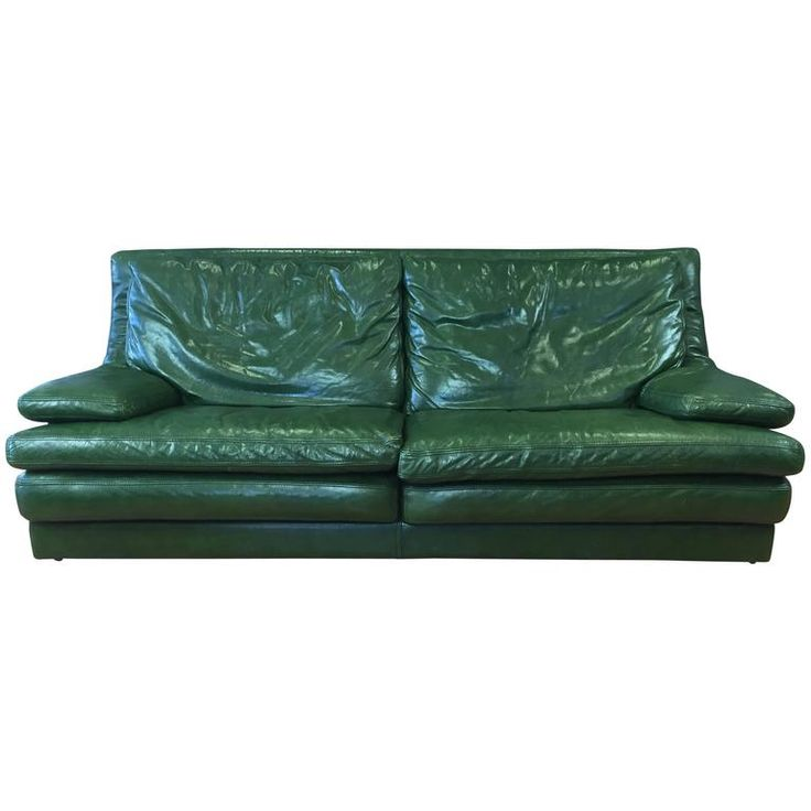 White Leather Sofa Best Green leather sofa ideas on Pinterest Green leather sofas Green chairs and Chair design