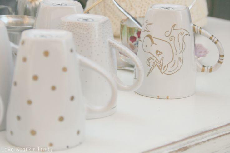 Creative Tea Time: A Winter Wonderland