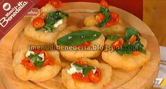 Pizzelle Fritte | la ricetta di Benedetta Parodi
