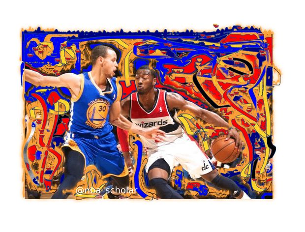 curry and wall 4