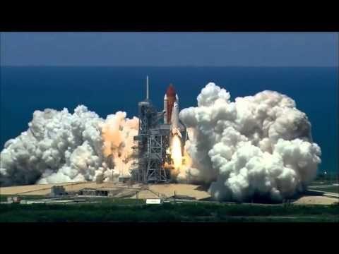 Lanzamiento de transbordador espacial de la NA.S.A.HD. - YouTube