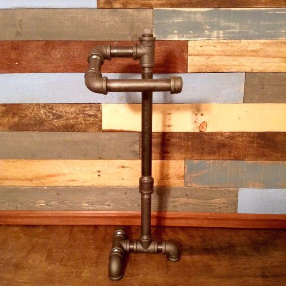 Industrial Toilet Paper Holder Free Standing By