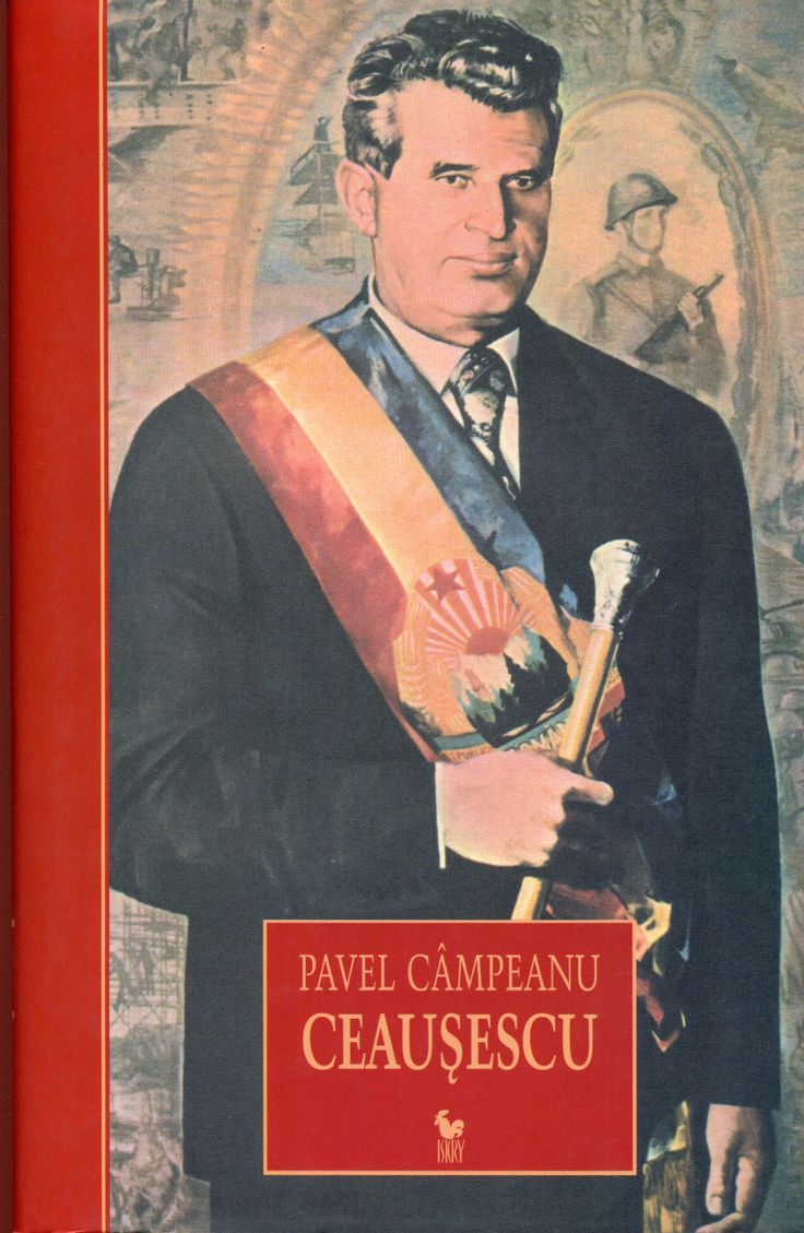 """Ceauşescu. Lata odliczane wstecz"" Pavel Câmpeanu Translated by Halina Mirska-Lasota Cover by Andrzej Barecki  Published by Wydawnictwo Iskry 2004"