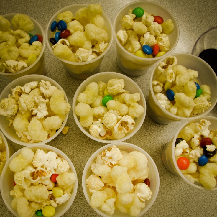 easy snack ideas for a womens bible study group? | Yahoo ...