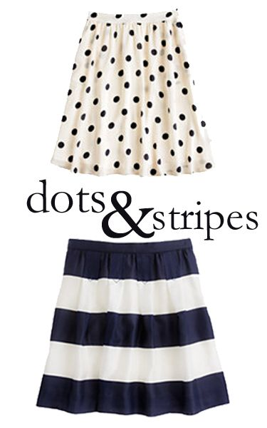 j crew skirtsPolka Dots, Polka Dot Skirts, Preppy Skirts, Preppy Clothing, Dots Skirts, Classy Fashion, Classy Prepster, Colleges Prep, Dreams Closets