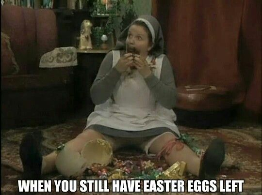 Anyone any Easter eggs left?