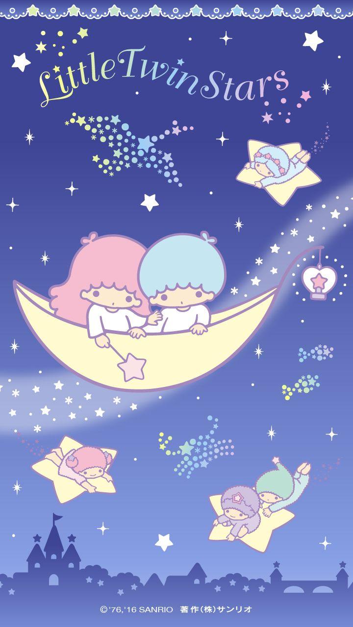 【2016.07】★Wallpaper ★ #LittleTwinStars