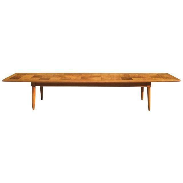 Tomlison Sophisticate Surfboard Coffee Table