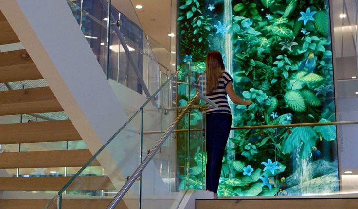 ANZ Virtual Garden at Martin Place