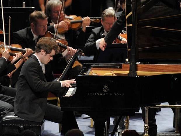 Birmingham Piano Festival  1st November 2017 Barber Inst Benjamin Grosvenor