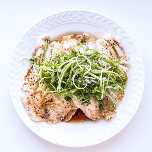 Baked Teriyaki Salmon with Mayo and Sriracha Sauce — Vietnamese Home Cooking Recipes