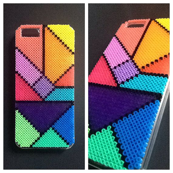17 best ideas about make a phone case on pinterest - Hama beads fundas ...