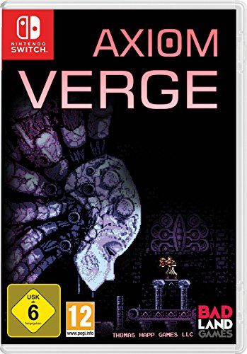 Axiom Verge [Switch] #Axiom #Verge #[Switch]