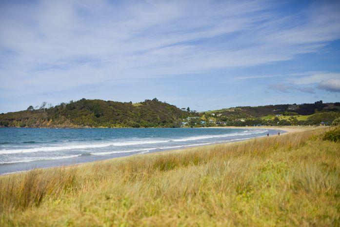 Taipa beach (Doubtless Bay, NZ). copyright © Debra Stratford