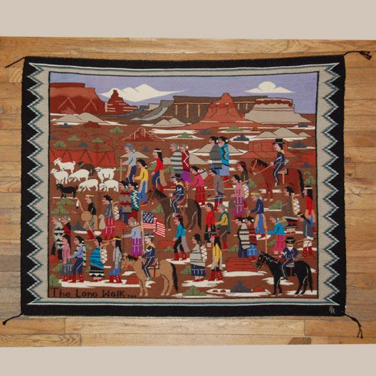 17 Best Images About Navajo Pictorial Rugs On Pinterest