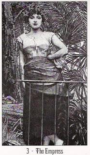 Victoria Regina Tarot ~ The Empress