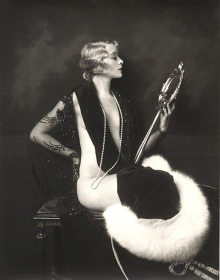 CHLOE VAN PARIS: Alfred Cheney Johnston & The Ziegfeld